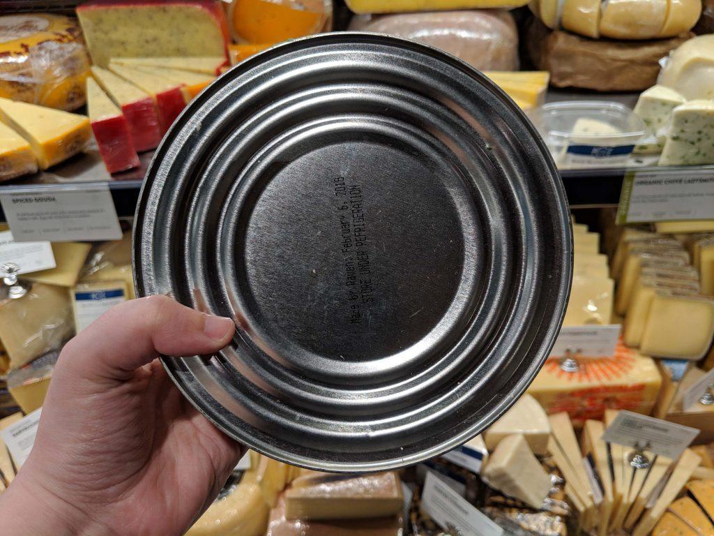 Unique Seattle Foods - Cougar Gold